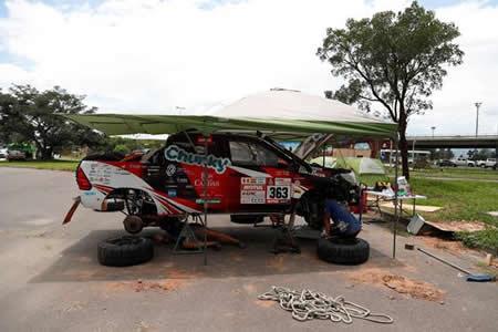 El Dakar se toma un día descanso imprevisto por etapa cancelada