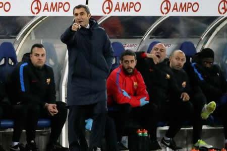 Valverde y Barça, un mitad de temporada de fantasía