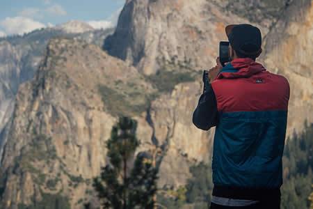 Toma una 'fotografía perfecta', pero lo descubre al revisar la imagen