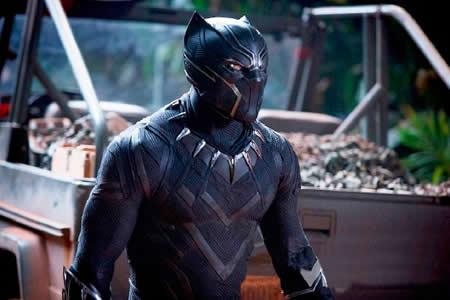 """""""Black Panther"""" apunta a un estreno triunfal en Estados Unidos"""