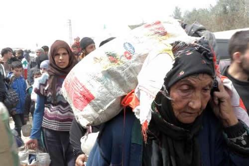 No hay sitio para los sirios en el Líbano, ni siquiera después de la muerte