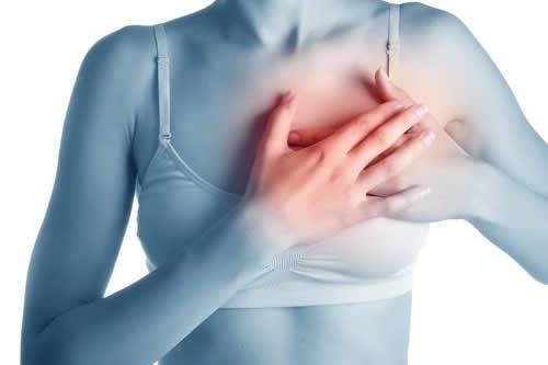 Insuficiencia cardíaca ataca más a sobrevivientes de cáncer de mama y linfoma