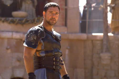 """Russell Crowe regresará al Coliseo en junio con un espectáculo de """"Gladiator"""""""