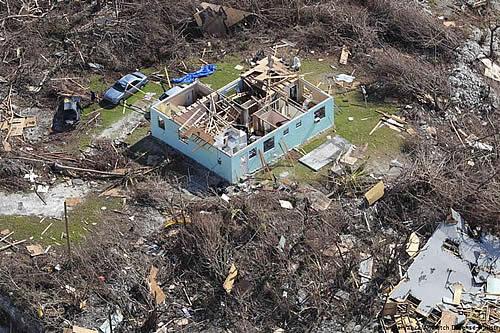 """Jefe de la ONU, """"horrorizado"""" por la devastación en Bahamas"""