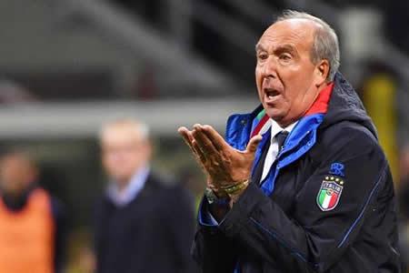 La Federación italiana destituye al seleccionador Ventura