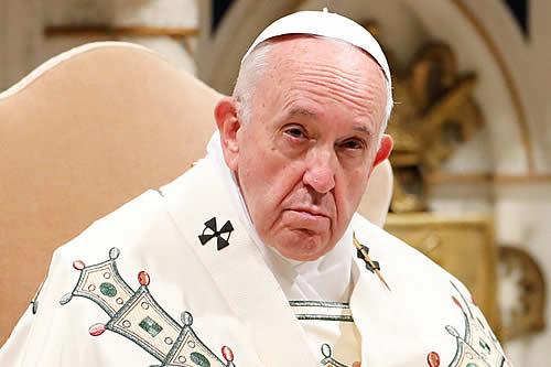 """El Papa Francisco criticó la guerra judicial y el uso """"arbitrario"""" de la prisión preventiva"""