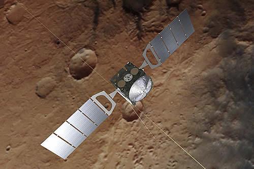 El oxígeno de Marte es alucinante e inexplicable, según científicos de la NASA
