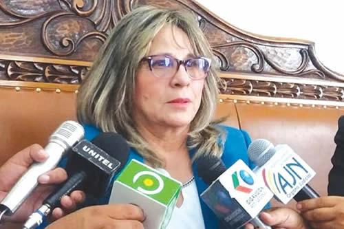 Magistrada Cristina Díaz asume la presidencia del Tribunal Supremo de Justicia