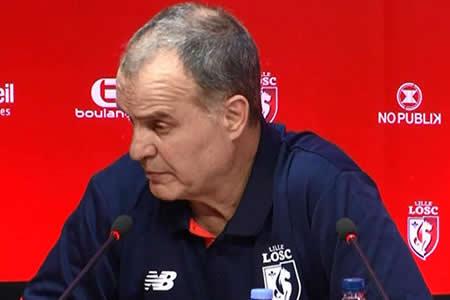 El Lille da por roto el contrato con Bielsa