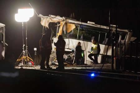 Controversia sobre el accidente del autobús escolar con 5 muertos en Francia