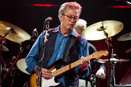 Eric Clapton lanzará el 30 de septiembre un disco en directo junto a JJ Cale