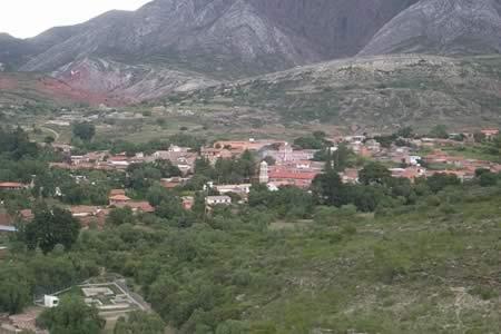 Crearán el primer geoparque andino nacional en el municipio de Toro Toro