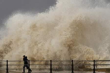 La rapidez con la que aumenta el nivel del mar es potencialmente catastrófica