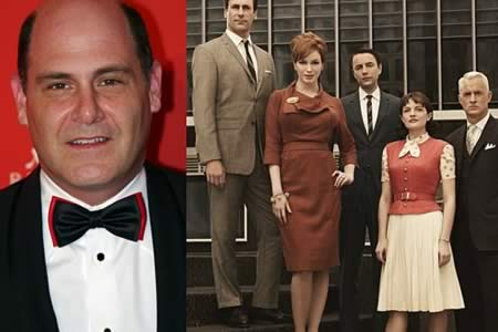 Creador de Mad Men dona archivo de la serie a la Universidad de Texas