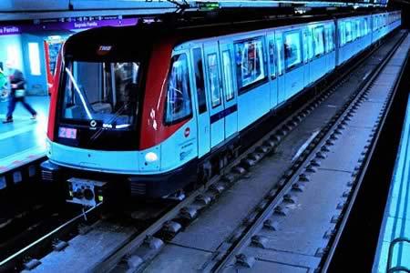 En el metro hay menos bacterias que en ambulatorios, según un estudio