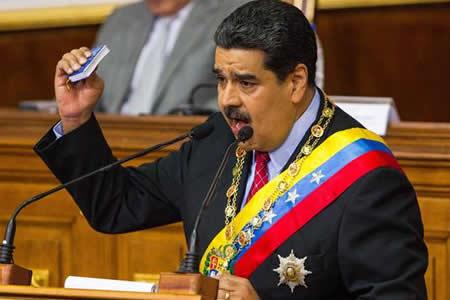 """Maduro: 2017 fue """"heroico"""" y este año revolución triunfará en presidenciales"""