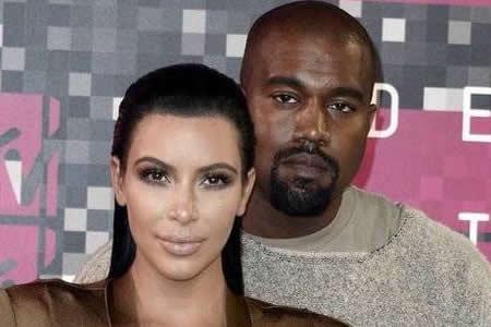 Kim Kardashian y Kanye West anuncian que han sido padres por tercera vez