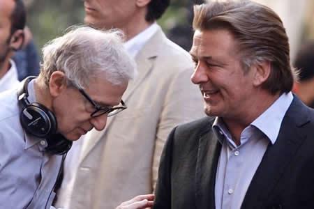 """Alec Badlwin considera que """"renunciar"""" a Woody Allen es """"injusto y triste"""""""