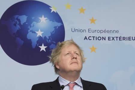 "Boris Johnson rechaza un segundo referéndum sobre el ""brexit"""
