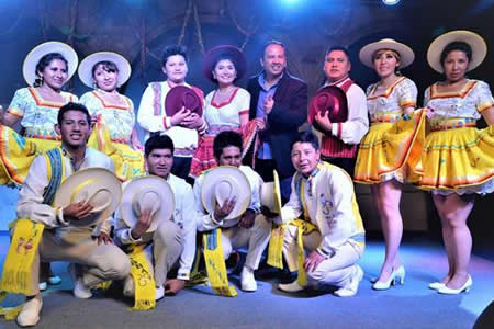 Bolivia promoverá una de sus danzas típicas con un concurso en España y EEUU