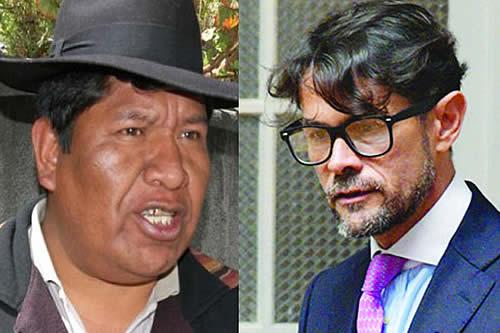 El Alto: Activistas de 2003 preocupados por regreso de exasesor de Goni