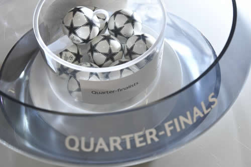 Sorteo de cuartos de final de la Champions League 2018