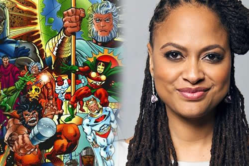"Ava DuVernay adaptará al cine los cómic de ""The New Gods"" para Warner Bros."
