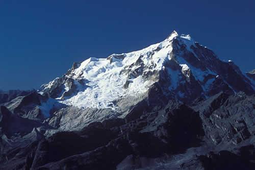 Fallece turista alemán que escalaba el Huayna Potosí