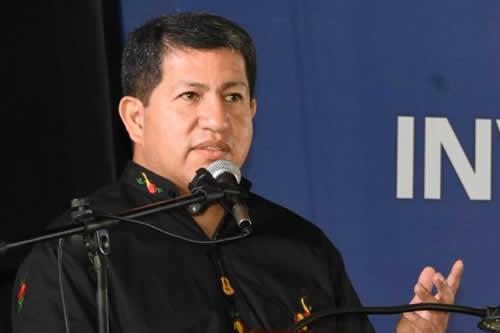 Ministro de Hidrocarburos sugiere a Gobernación de Tarija diversificar su economía