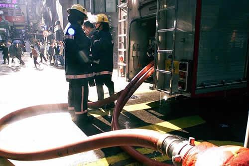 Una fortísima explosión en una tienda deja dos heridos en China