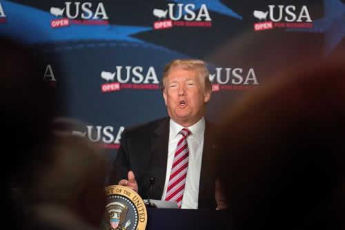 Trump frena el plan de su Gobierno para imponer sanciones a Rusia