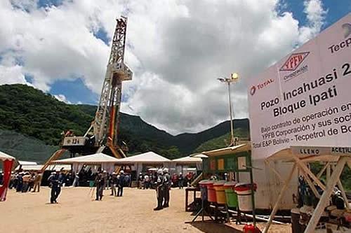 Chuquisaca se declara en emergencia en defensa del campo gasífero Incahuasi
