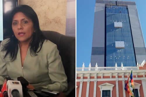 """López dice que Casa del Pueblo es una necesidad: """"De qué despilfarro hablan"""""""