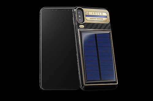 """Lanzan a la venta un iPhone con """"batería infinita"""""""