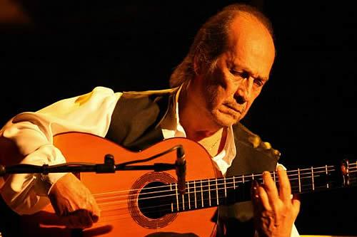 Los hijos de Paco de Lucía acercan la figura del guitarrista a Egipto