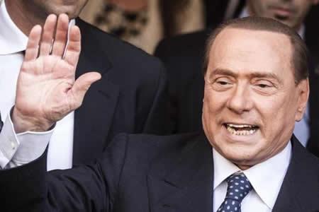Berlusconi no aportará pensión a su exmujer y recuperará lo ya pagado