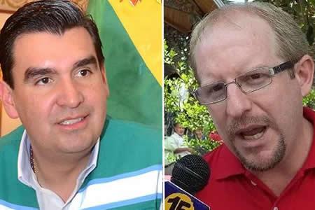 Procesos ponen en apuros a opositores Leyes en Cochabamba y Oliva en Tarija