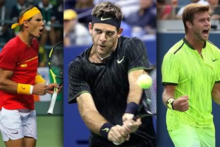 Nadal, Raonic y Cilic encabezan cartel del Abierto de Acapulco 2017