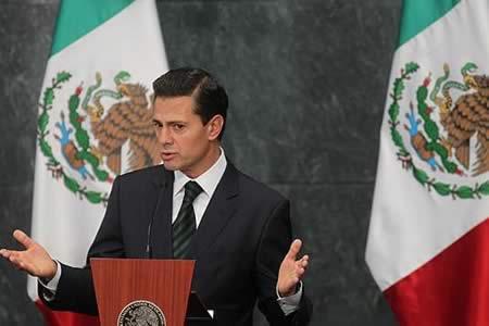 Peña Nieto felicita a Trump y apuesta por fortalecer la relación bilateral
