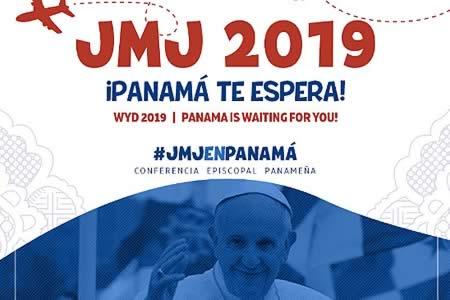 Jornada Mundial de la Juventud de Panamá será del 22 al 27 de enero de 2019