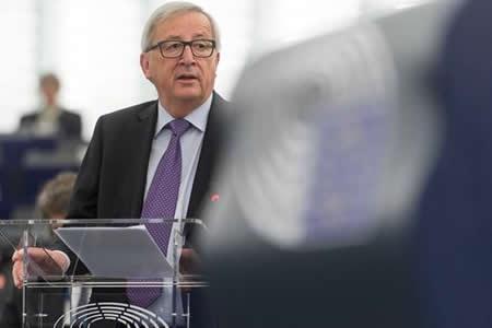 Juncker dice que si Reino Unido sale de la UE, Bruselas facilitaría su vuelta