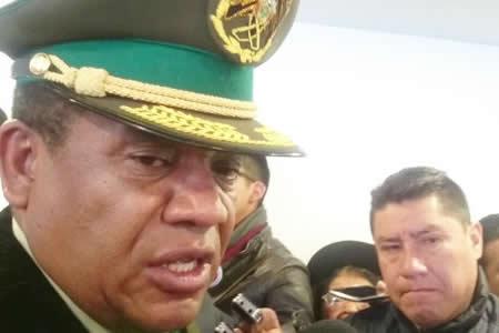 Fiscalía pide encarcelar al excomandante De la Barra