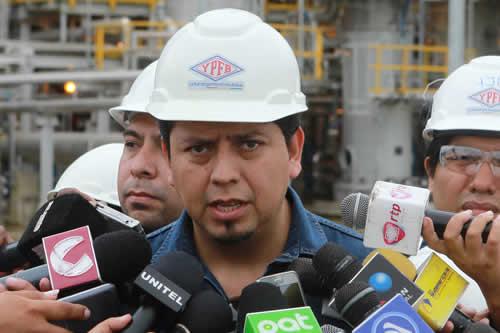 YPFB invierte $us 204 millones en el campo Sábalo para optimizar producción de gas