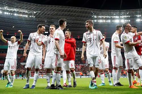El Bayern destroza al Leverkusen y está en la final de la Copa alemana