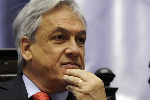 García: A Evo Morales no lo ningunean en Europa como a Piñera
