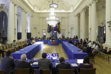 La OEA cierra sus audiencias sobre Venezuela a la espera del informe final