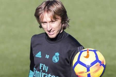 Modric podrá jugar en el Metropolitano