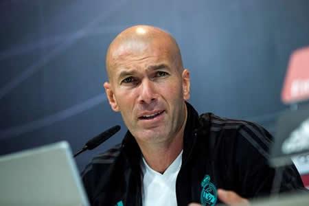 """Zidane: """"Neymar es muy bueno pero tengo los mejores; ya se verá en el futuro"""""""