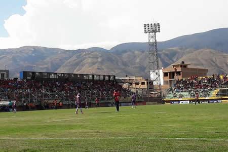 Wilstermann derrotó a Real Potosí pero sigue lejos de la punta