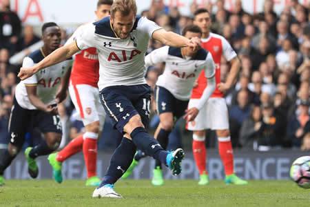 Arsenal-Tottenham, partido más igualado de la jornada en las apuestas